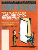 Two decades of the language-action perspective