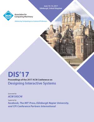 Interioractive Proceedings Of The 2017 Conference On Designing Interactive Systems