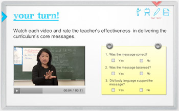 eLearning Training Video