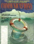 Emergency response information systems: emerging trends and technologies