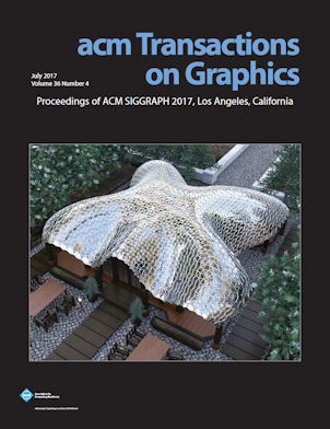 A Computational Design Tool For Compliant Mechanisms Acm Transactions On Graphics