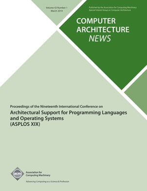 Quasar Proceedings Of The 19th International Conference On Architectural Support For Programming Languages And Operating Systems