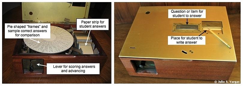 B. F. Skinner's Teaching Machine