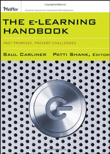 The E-Learning Handbook cover