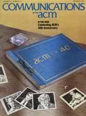 Celebrating ACM's 40th anniversary