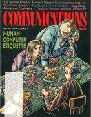 Human-computer etiquette