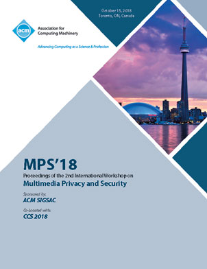 Proceedings of the 2nd International Workshop on Multimedia Privacy and Security