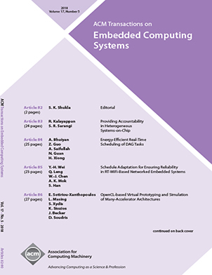 A Reconfiguration Based Fault Tolerant Anti Lock Brake By Wire System Acm Transactions On Embedded Computing Systems