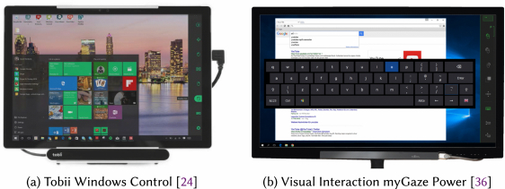 Improving User Experience Of Eye Tracking Based Interaction Introspecting And Adapting Interfaces