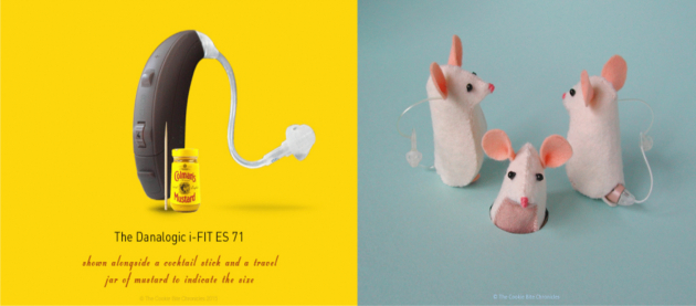 Halloween-Inspired Cochlear Implant Charms The Mouse