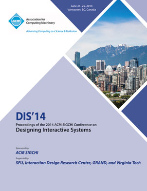 A Constraint Based Understanding Of Design Spaces Proceedings Of The 2014 Conference On Designing Interactive Systems