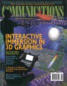 Interactive immersion in 3D graphics